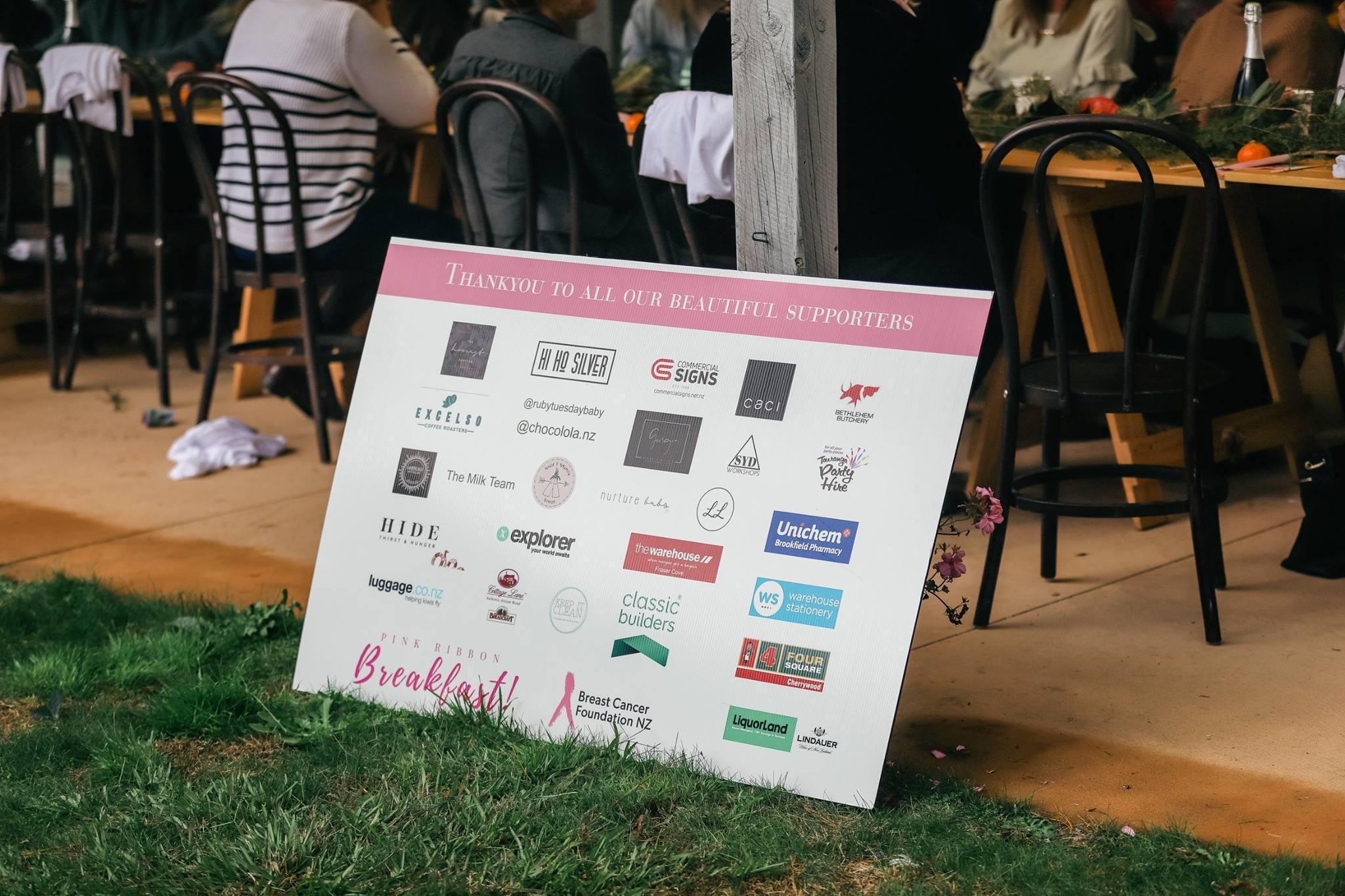 BCFNZ | Event Catering | Sponsors