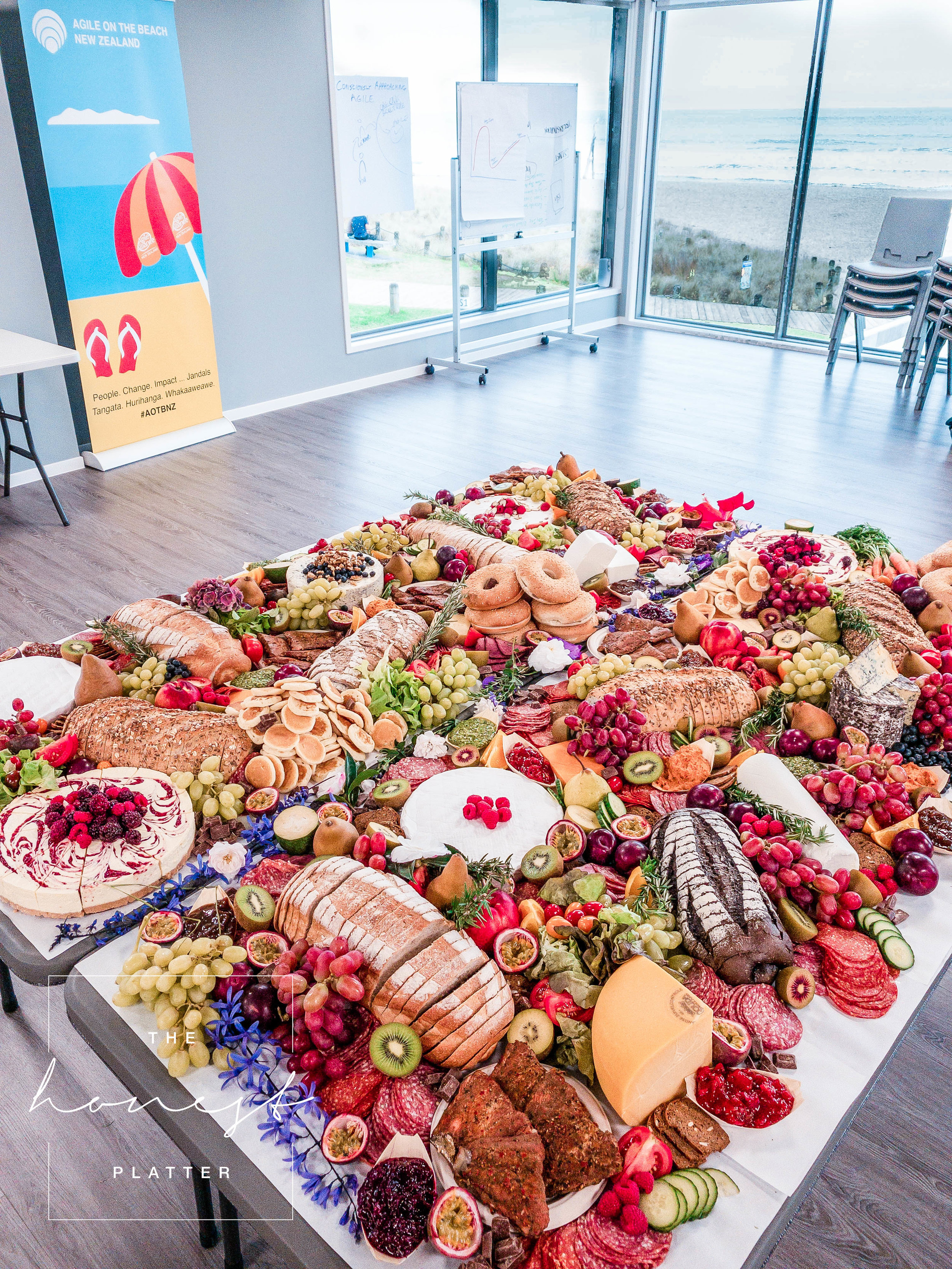 The Honest Platter Grazing Table | Mount Maunganui, NZ | Event Catering, Tauranga