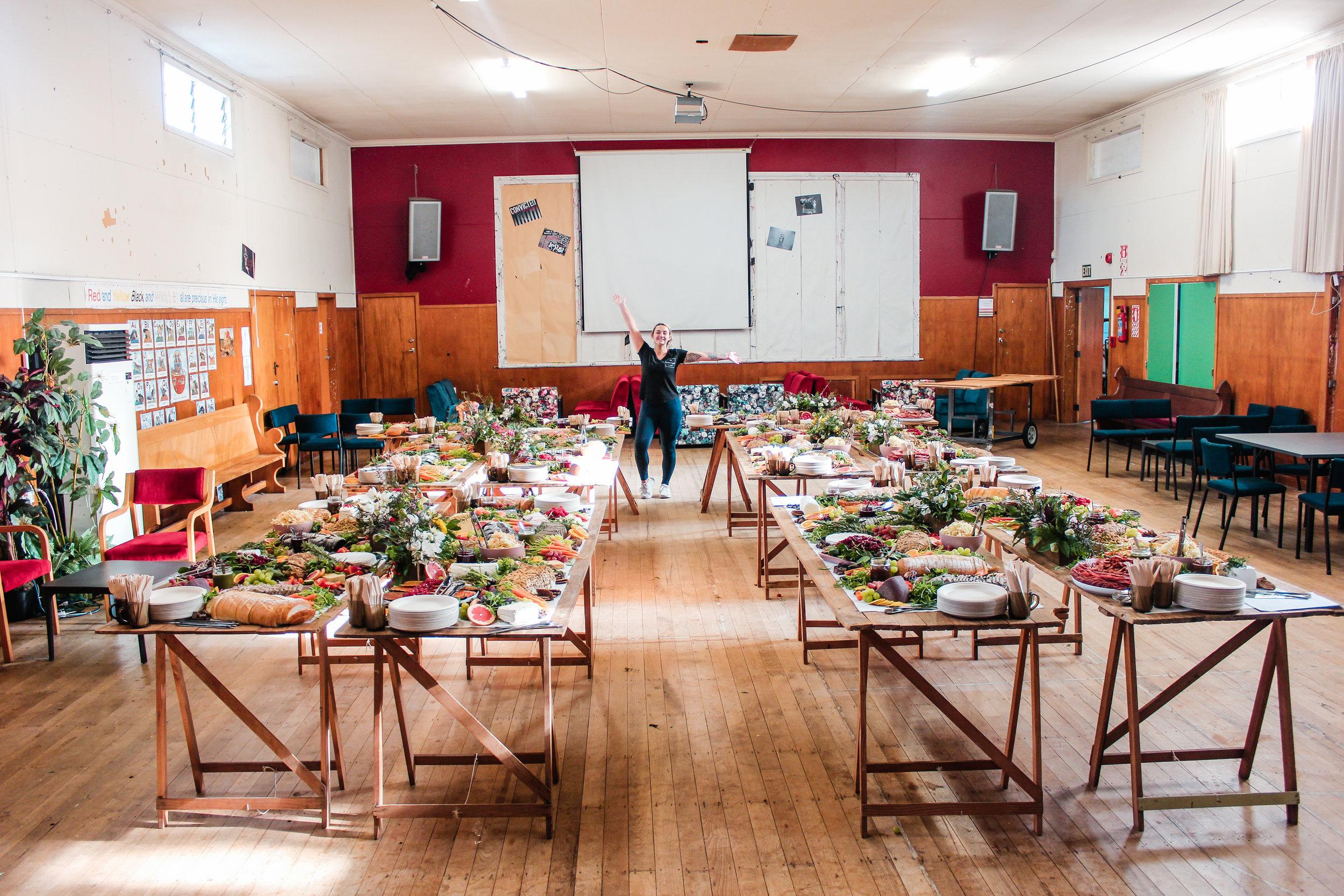 TedXTauranga 2019 Catering - The Honest Platter | TedX Tauranga
