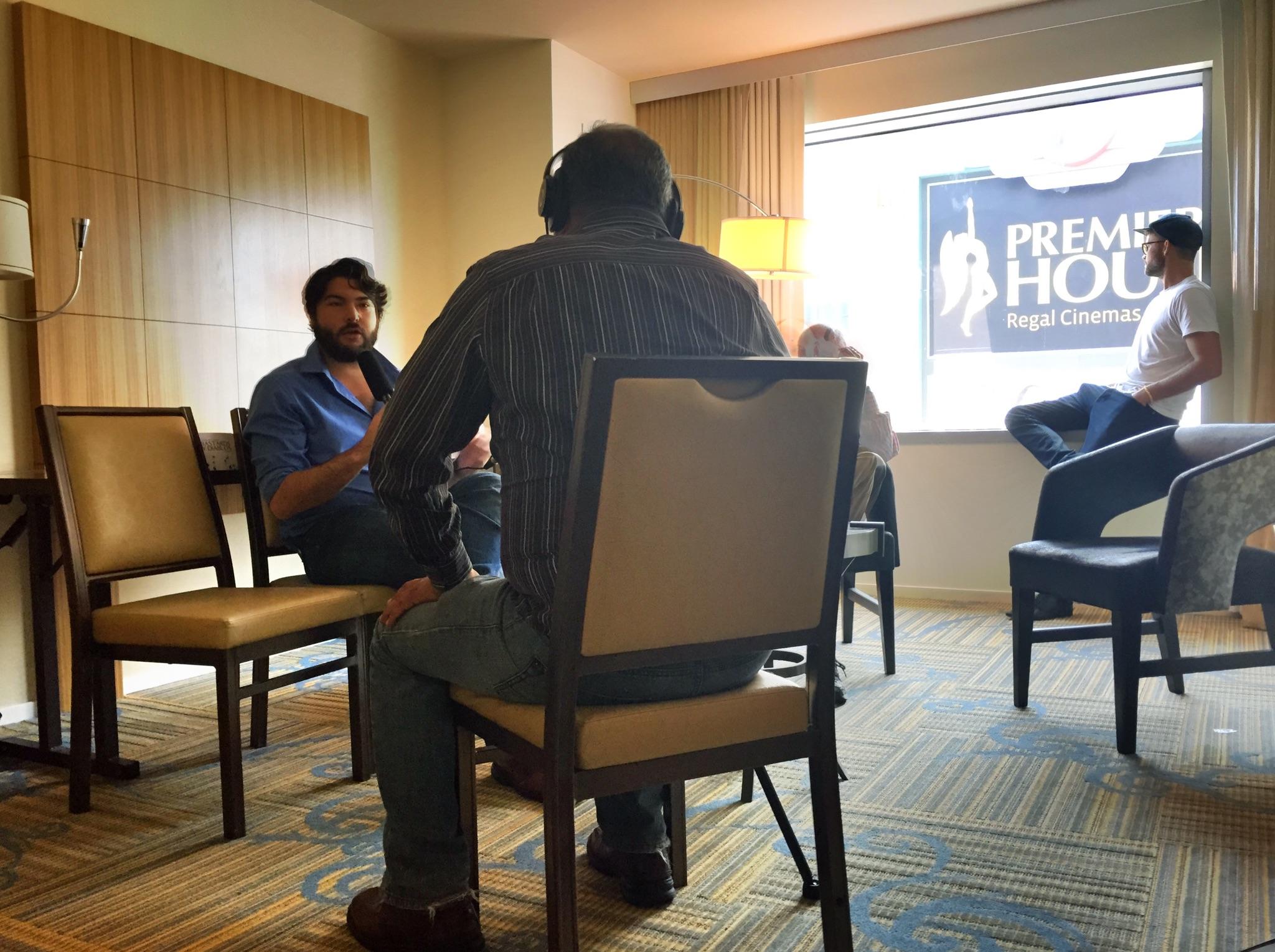 LAFF hotel interv.JPG