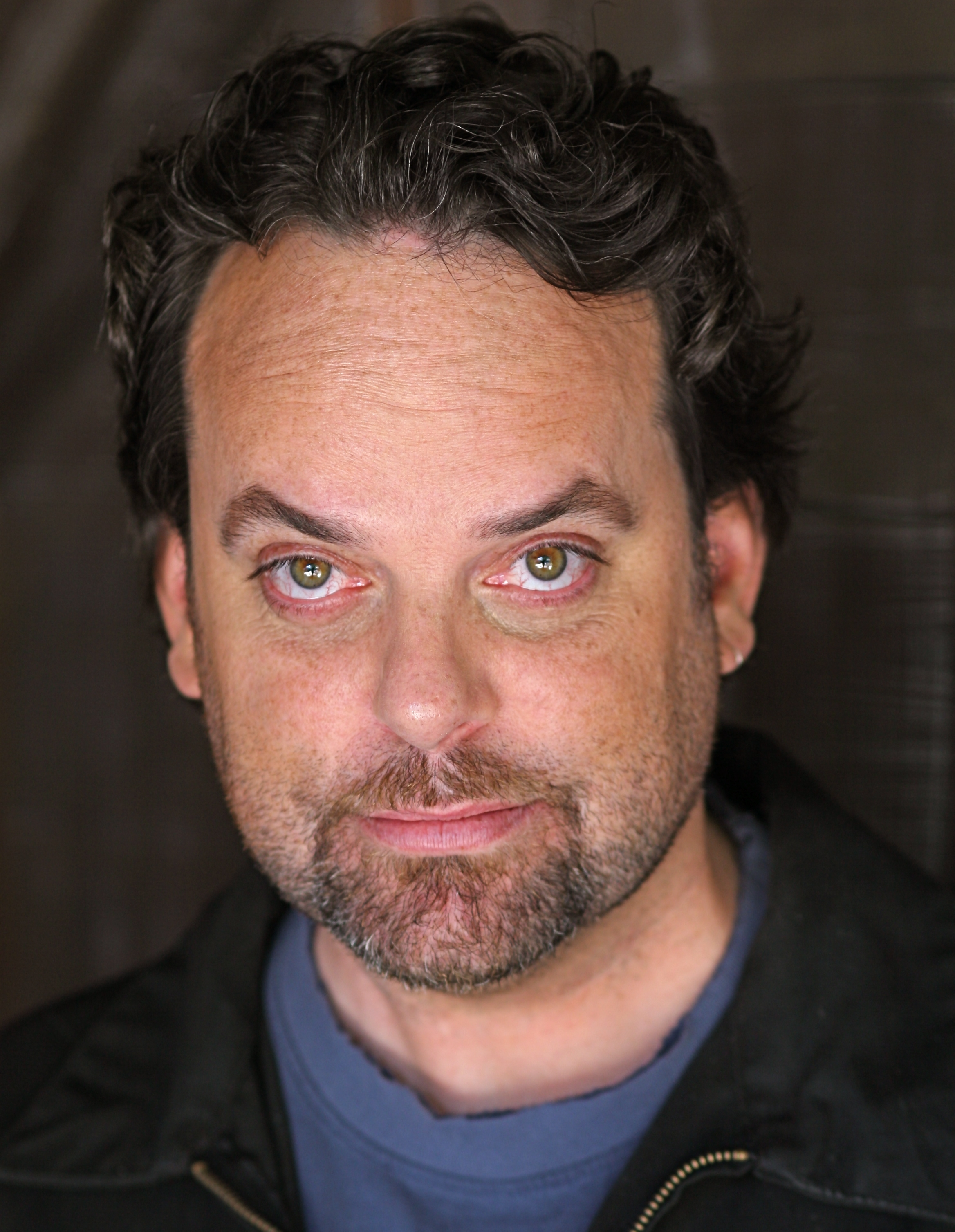 ERIC G. JOHNSON - Producer   ERIC has been a writer, director and producer in the Los Angeles area for over two decades. Before coming on as a producer for  Bastards y Diablos , Eric wrote, directed and produced the feature film  Tweek Cit , which is currently being distributed around the world by Maverick Entertainment. Other producing and/or writing credits include  Pretty Smart  for MTV,  All Access for VH1, the pilot  Craig Ferguson's Really Big Game Show  for CBS and screenplays for Film Roman and T-Bone Films.Eric is also a producer on the feature film  Fly and the Wall and is currently directing and co-producing Andrew Perez's Ovation-Recommended solo play  The Second Coming of Klaus Kinski .Other recent directing-producing efforts for the stage include the world premiere of Sharon Lintz's  Starfucking  at the 2015 Hollywood Fringe Festival (Encore Producer's Award) and the West Coast premiere of Andrea Fleck Clardy's  Hijab  for the 2016 Hollywood Short+Sweet Festival. Additionally, Eric has directed and/or acted in a host of films, commercials, industrials, sketch shows and plays and has worked for years as a writer and researcher at the television show,  Jeopardy!