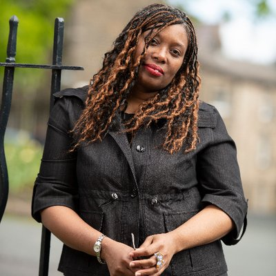 Yvonne Battle-Felton author of Remembered, long listed for the Women's Prize 2019
