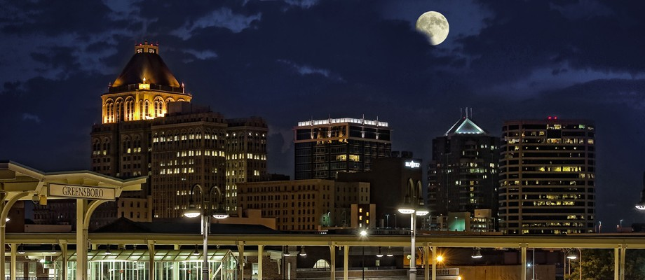 Greensboro is the 3rd-most populous city in North Carolina.
