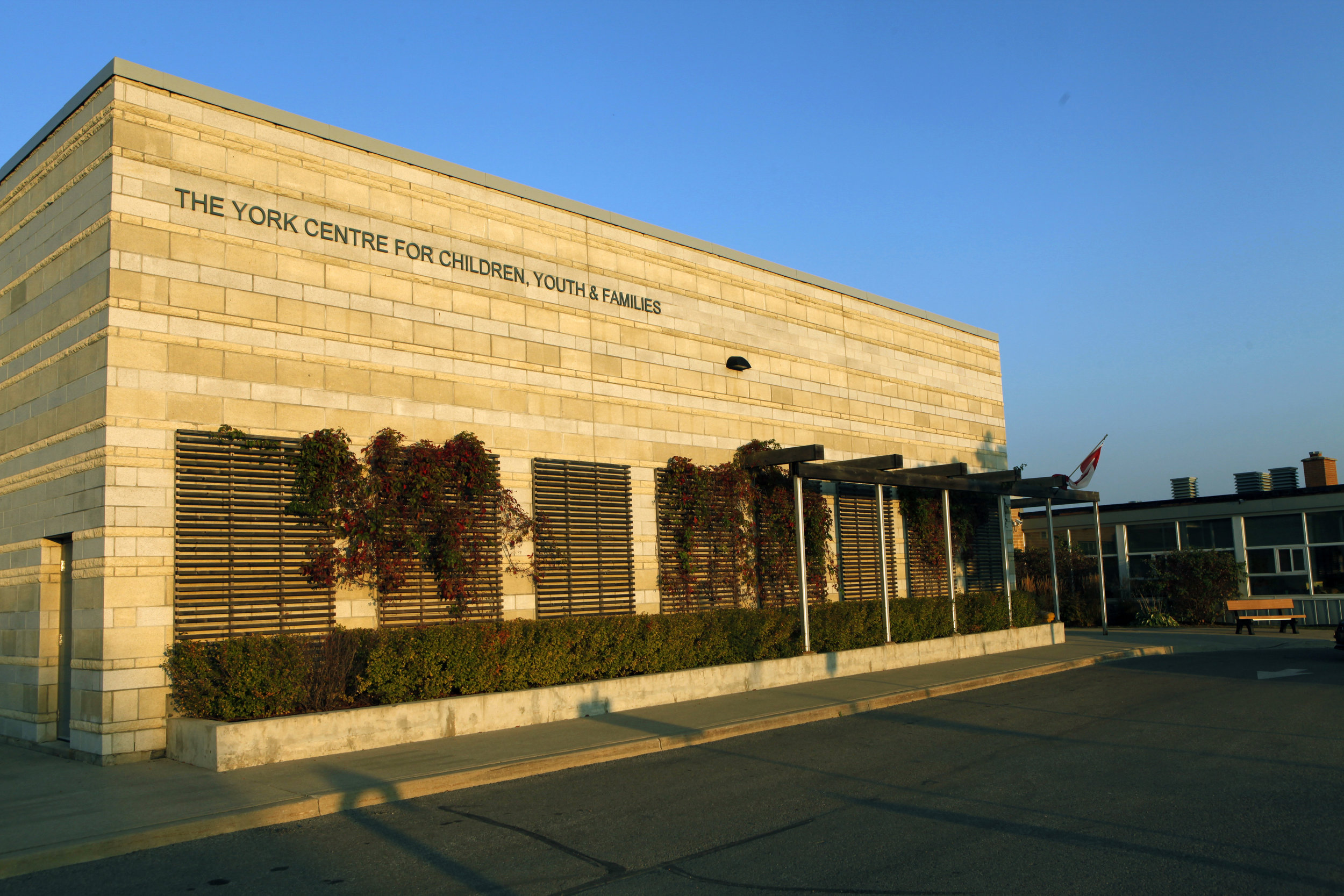 THE YORK CENTRE