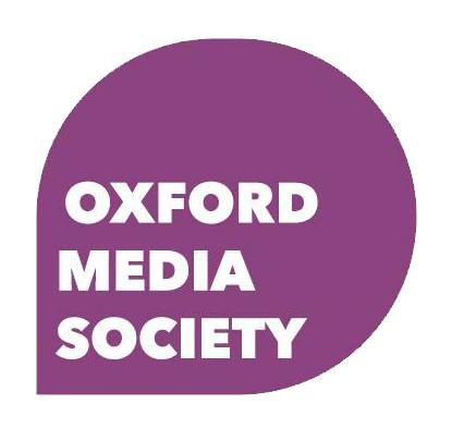 Logo of the previous Oxford Media Society, 2004-2014