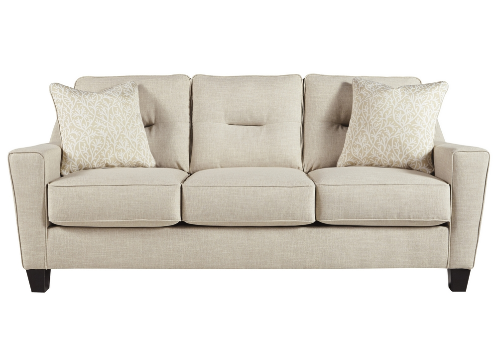 ^Ashley Furniture Nuvella ( INDOOR / OUTDOOR FABRIC ) Queen Sleeper Sofa $799 @ Local Furniture Store^