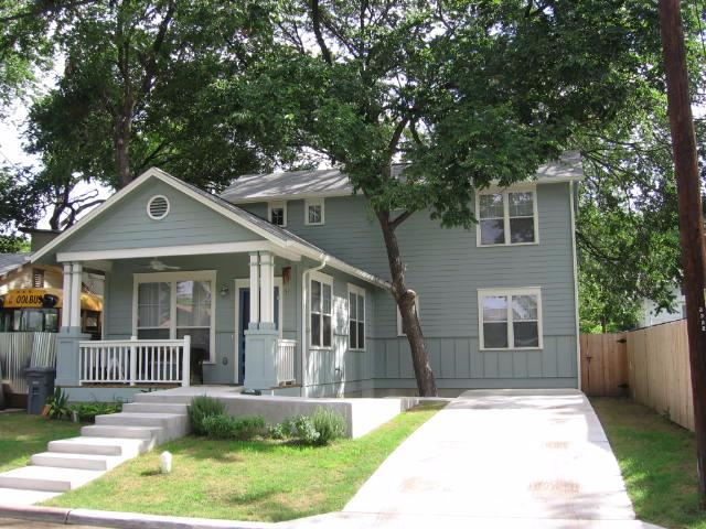 Santa Rita Street rental housing