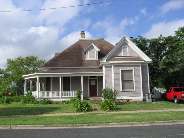 The Jobe House - historic rental housing