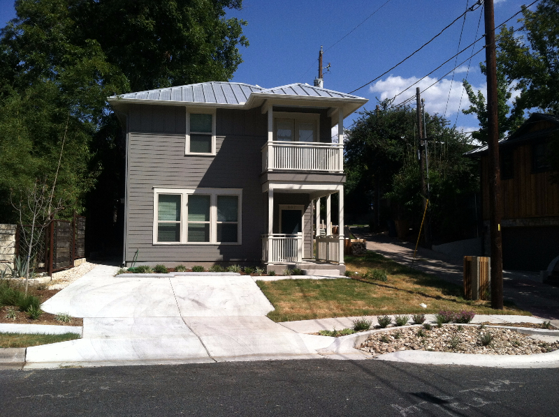 807 Waller Street - GNDC's 2nd Community Land Trust affordable home-ownership unit.