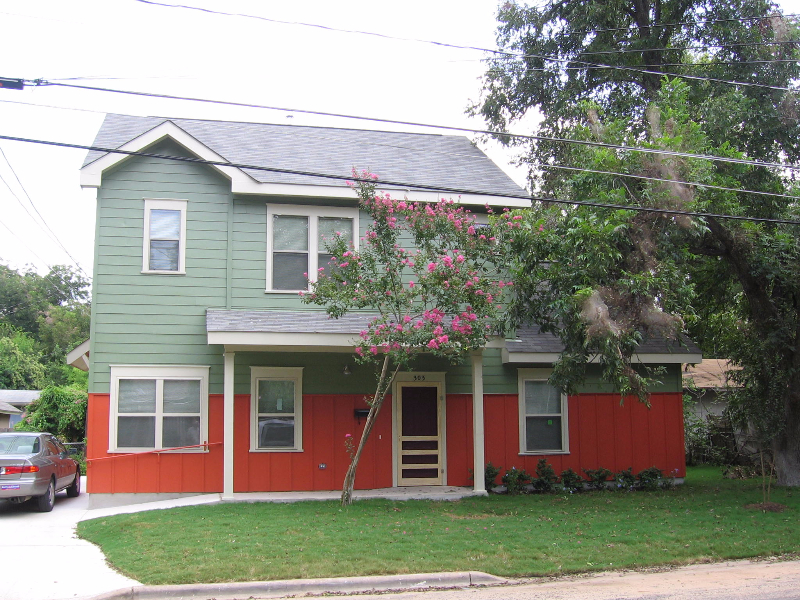 San Saba Street rental housing