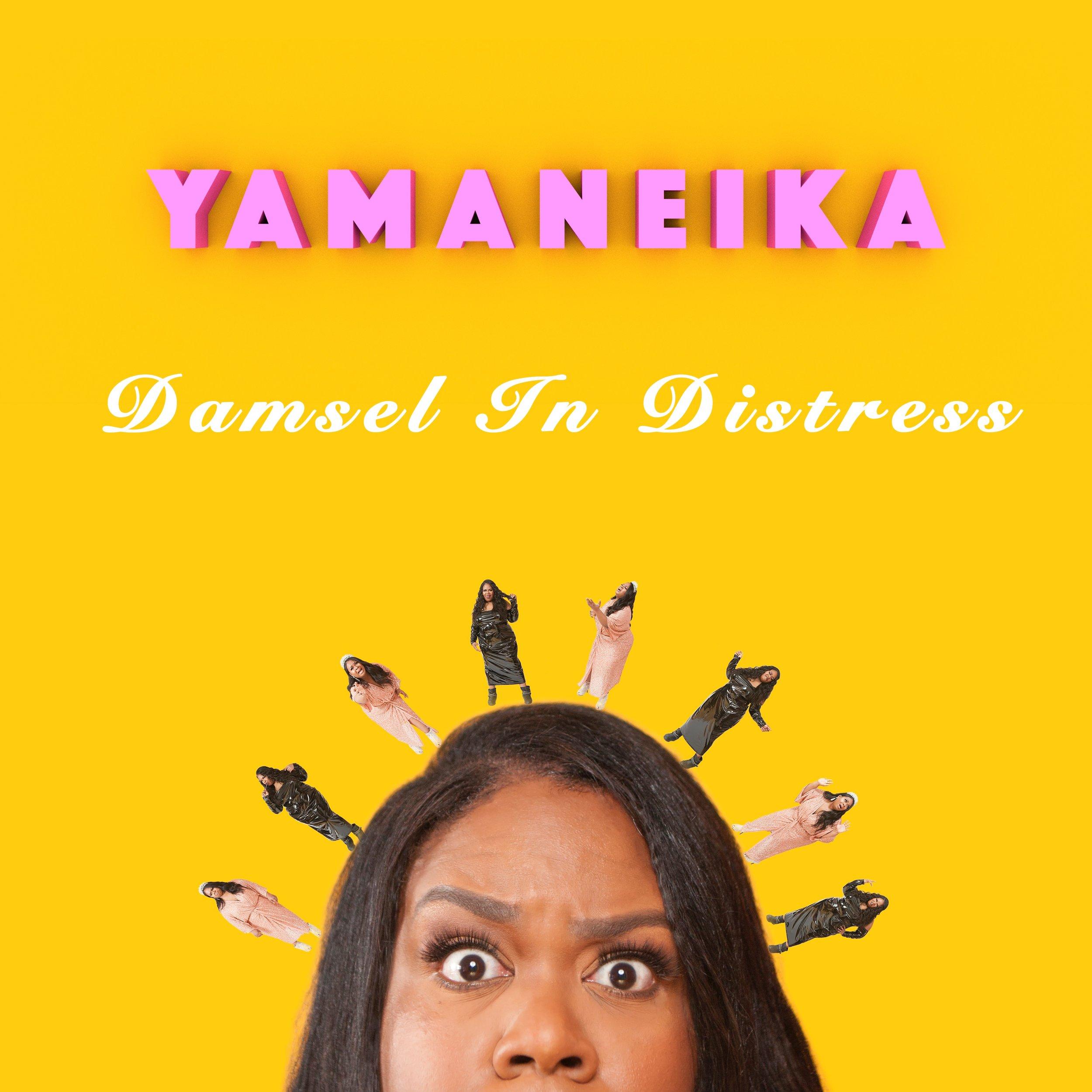 Yamaneika Saunders Debut Album Damsel In Distress