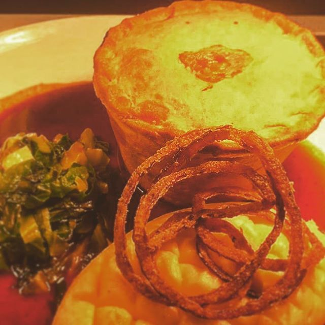 Don't forget, Tuesday is pie night at the Elephant, with our chef in residence, @cook.m3n  Come on in pie lovers... 🥧 . . . . . . . . . #pienight #pielovers #whoateallthepies