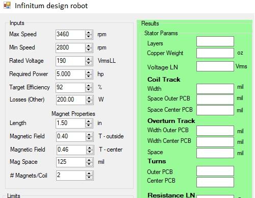 Automated design platform - 2017