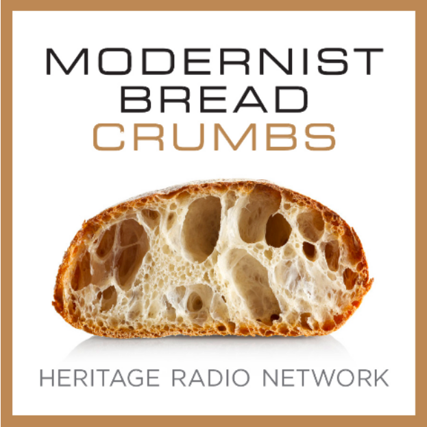 "Host & ProducerEpisode 16: ""Still Life with Bread"" - In the season finale of Modernist BreadCrumbs, we're exploring the intersection of bread and art, and the idea of bread as art. From Renaissance paintings of The Last Supper (complete with pretzels) and still lifes from the Dutch Golden Age to scoring videos on Instagram—the aesthetics of bread, and all that it symbolizes, have long been on display.We'll look for bread in art history with Maite Gomez-Rejon (founder of Art Bites), consider the influence of art on baking with an interview from HRN Happy Hour featuring head chef of Modernist Cuisine Francisco Migoya and author Daniel Isengart, talk about craft with baker (and former ceramic artist) Sarah Owens, weigh bread's artistic value with Guy Frenkel of Ceor Bread, and find out how co-authors Nathan Myhrvold and Francisco Migoya, tackled bread's beige aesthetics when writing Modernist Bread.December 19, 2018"