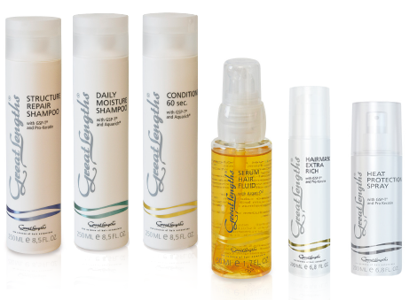 entretien des extensions cheveux naturels