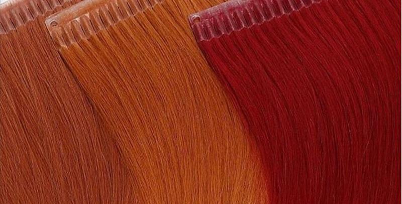 coiffure avec extension de cheveux