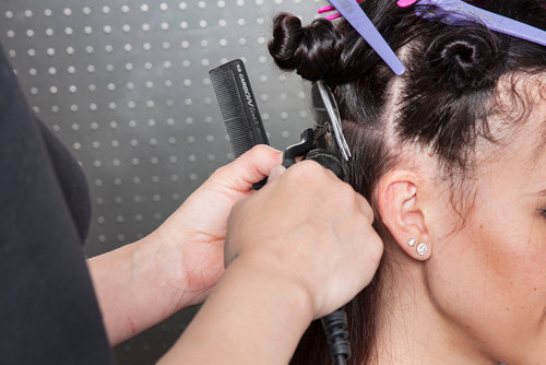 coiffure mariage avec extension cheveux 3