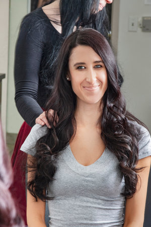 hair extensions for wedding