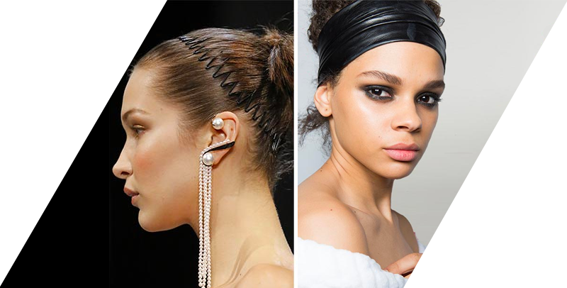 hair accessories: headbands and hair accessories