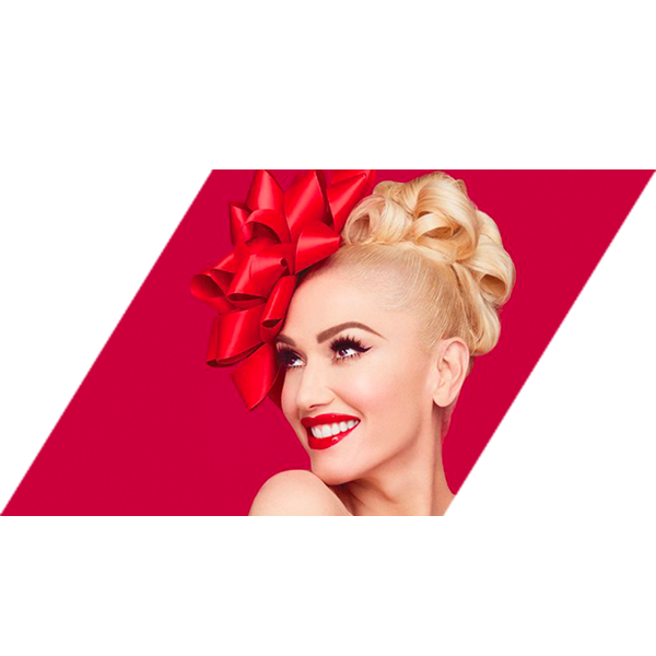 Hairstyle inspirations: Gwen Stefani