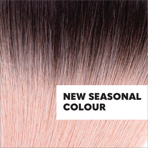 Great lengths' second new seasonal colour, dusty pink