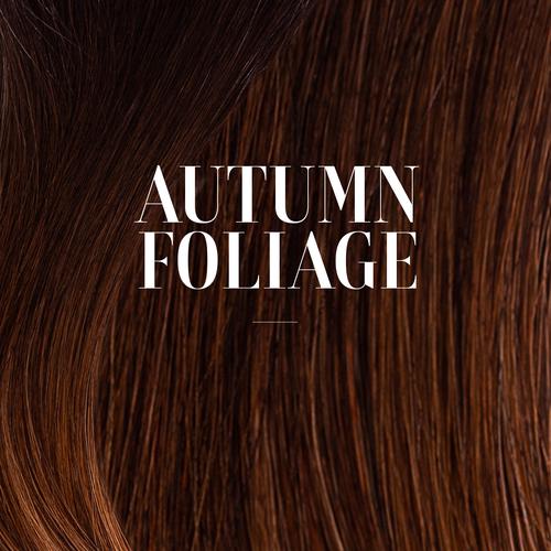 New seasonal shade perfect for fall: autumn foliage.