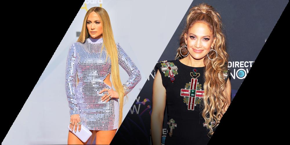 Extensions de cheveux: Jennifer Lopez