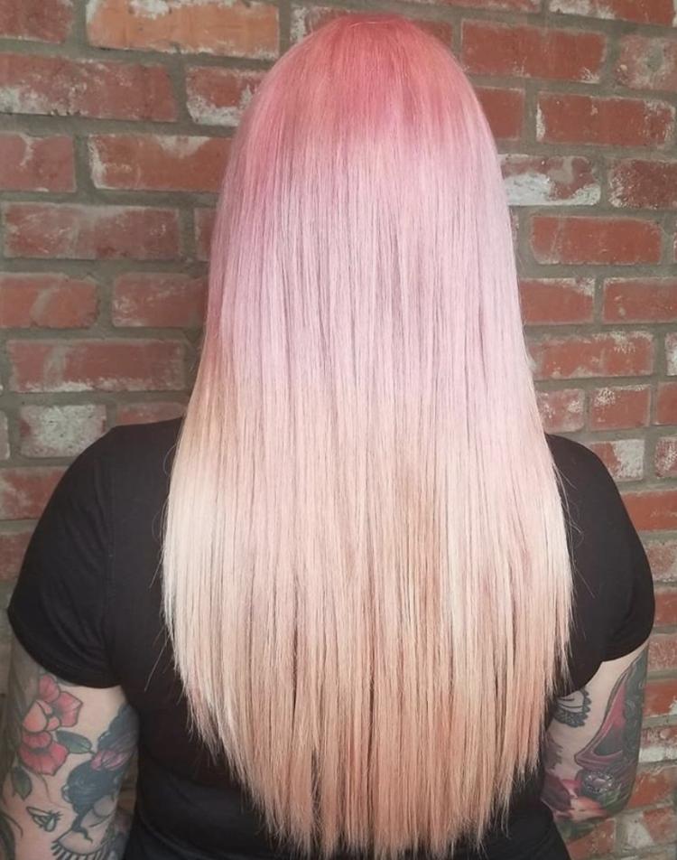 extension de cheveux naturel