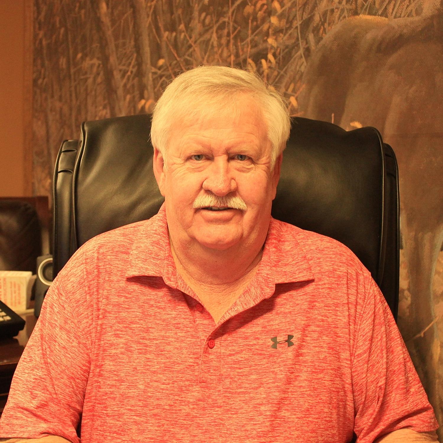 Randy Harrell, President