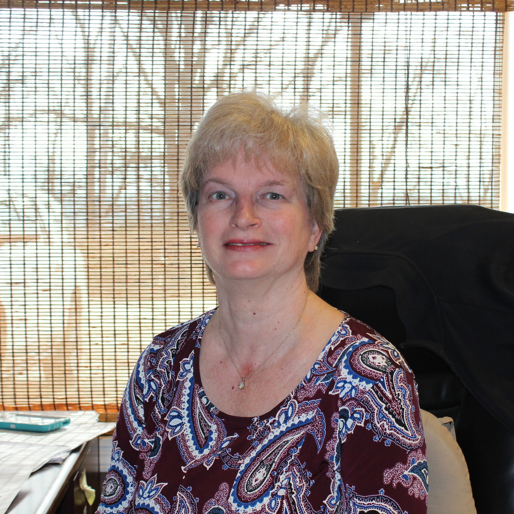 Carolyn Bowles, Project Coordinator