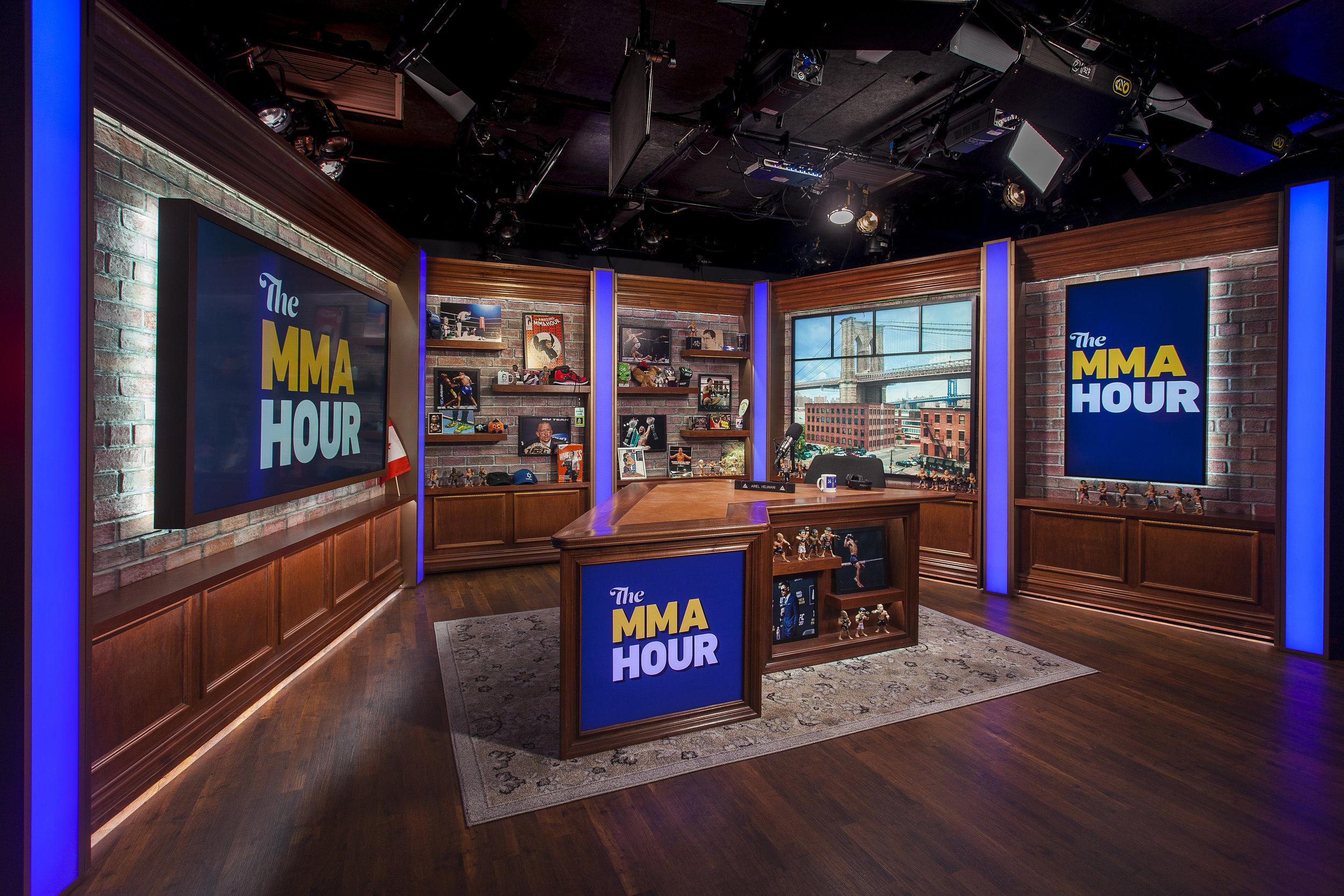 VOX Media: MMA Hour