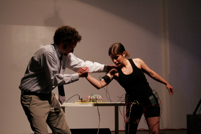 Action Potential: Interact- Bent Festival 2010, NY