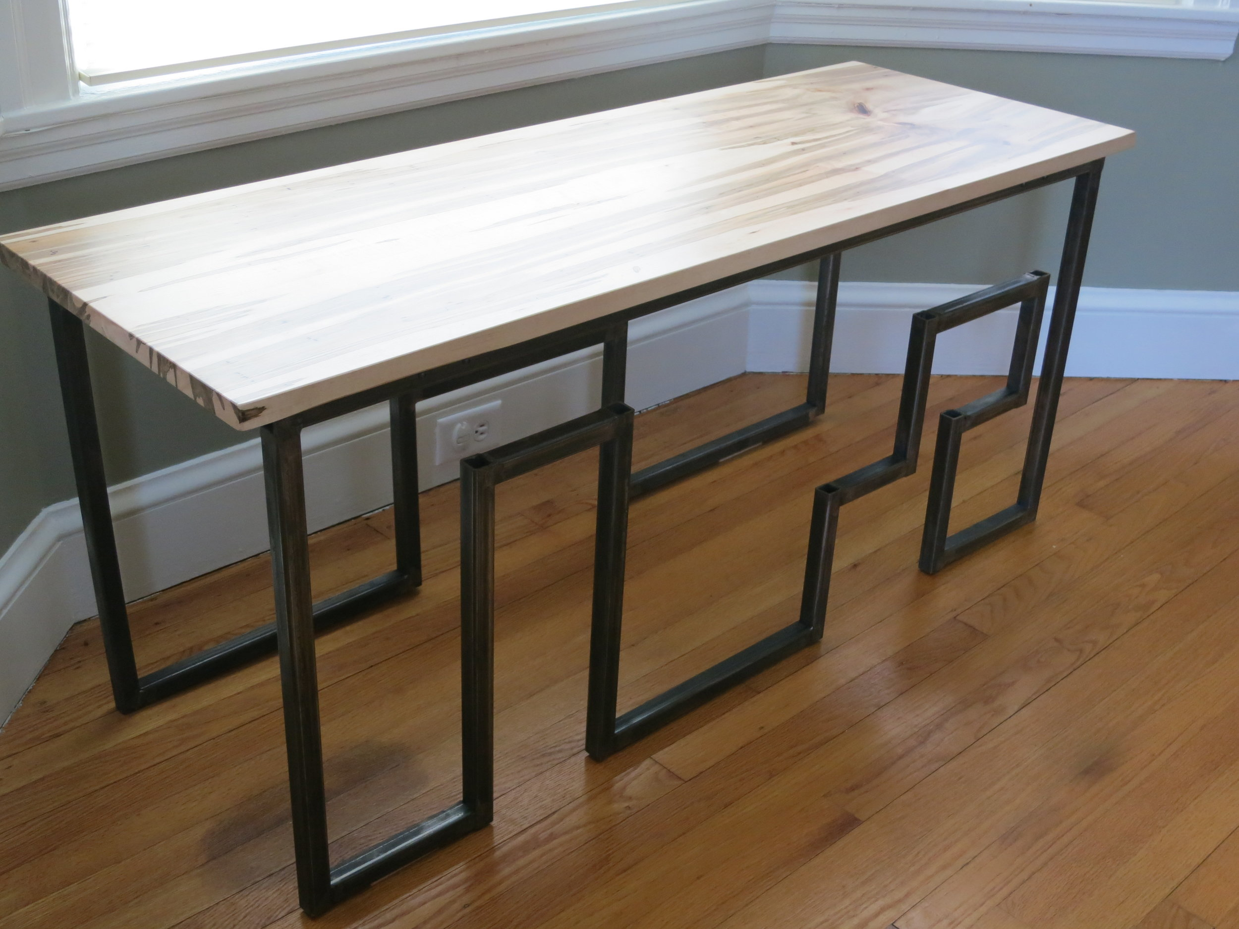 Geometric Table, 2014