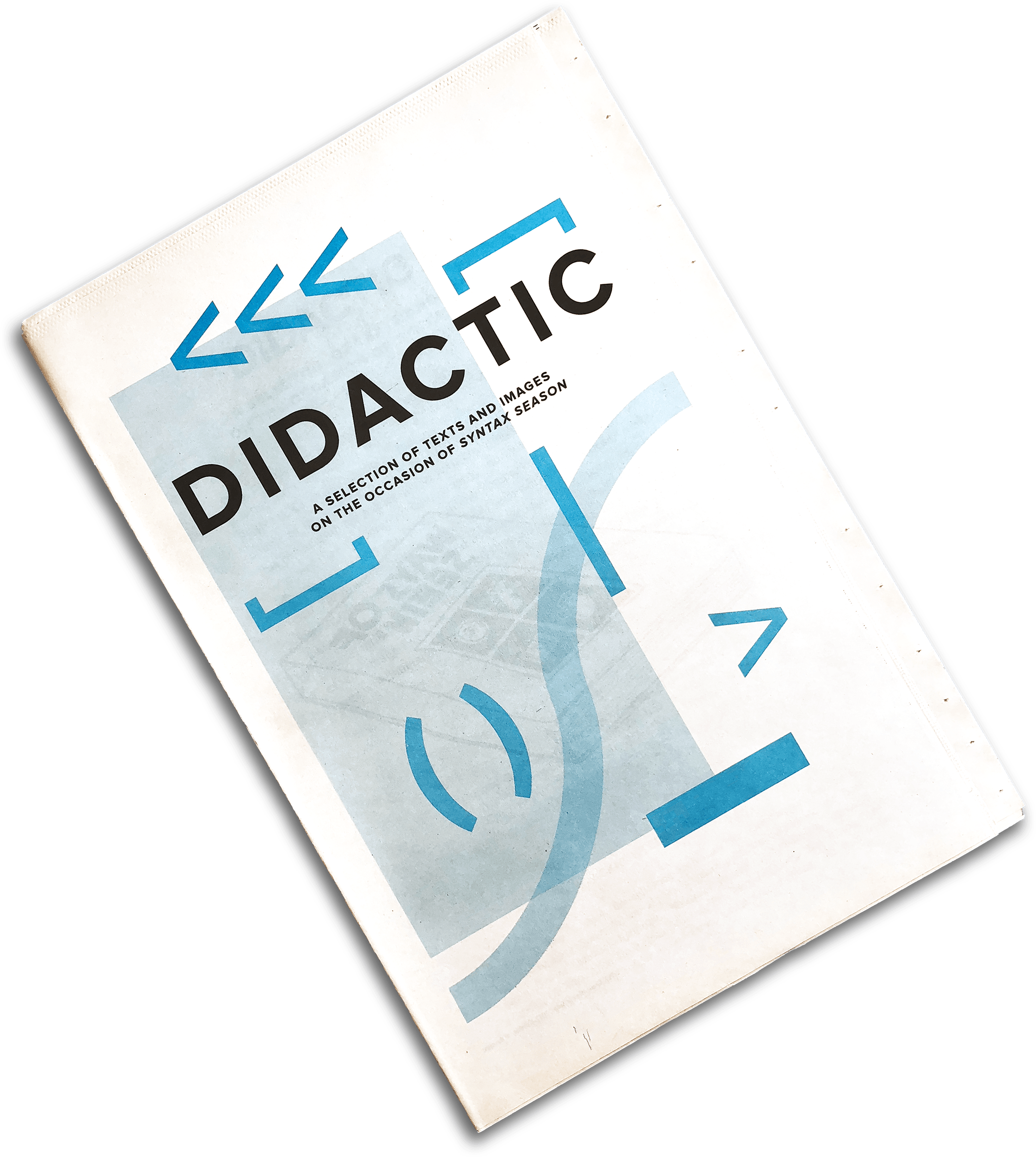 Didactic IV: Syntax Season - View more here ➝