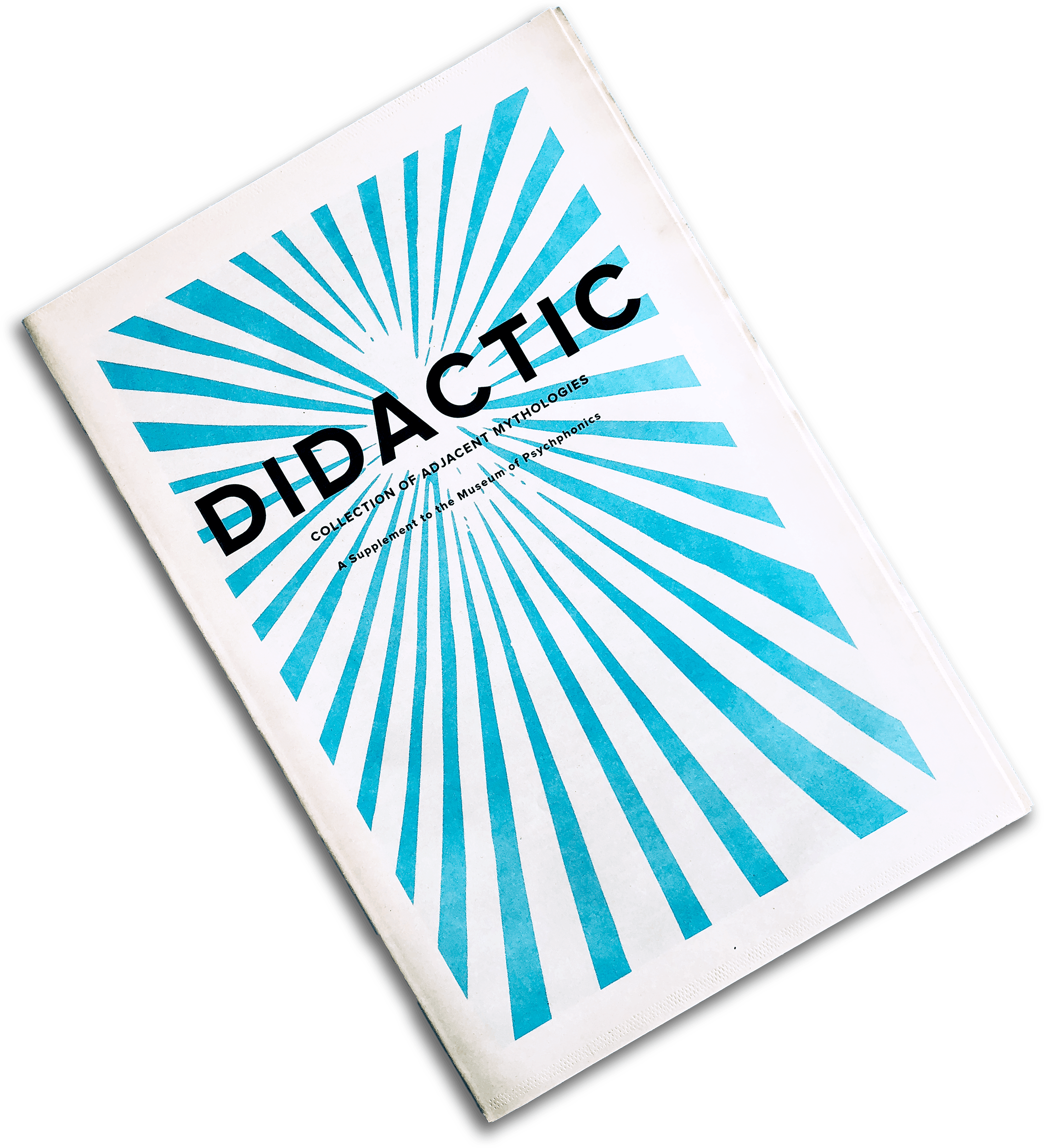 Didactic I: Museum of Psychphonics - View more here ➝