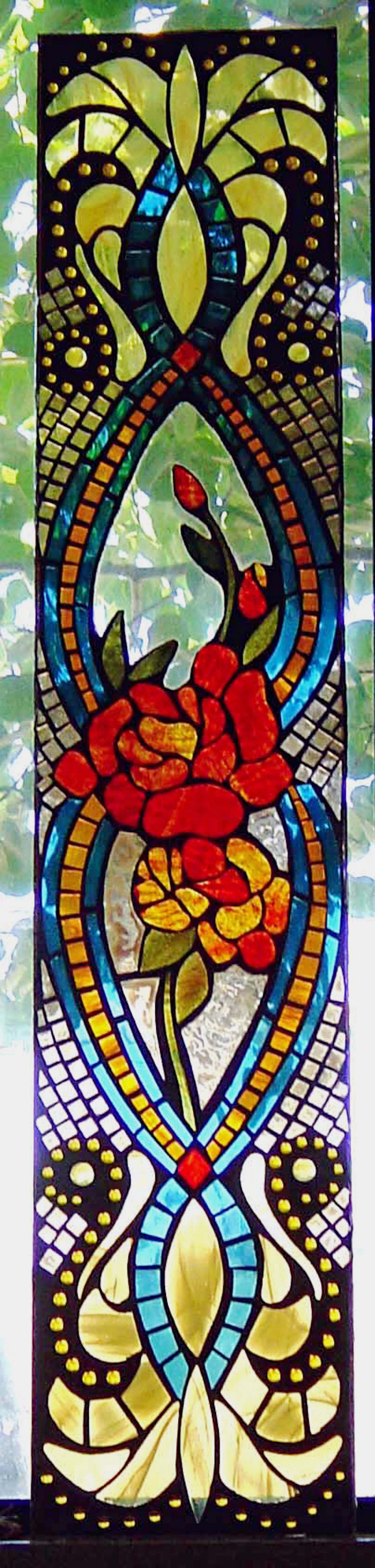 rose window on aspens.jpg