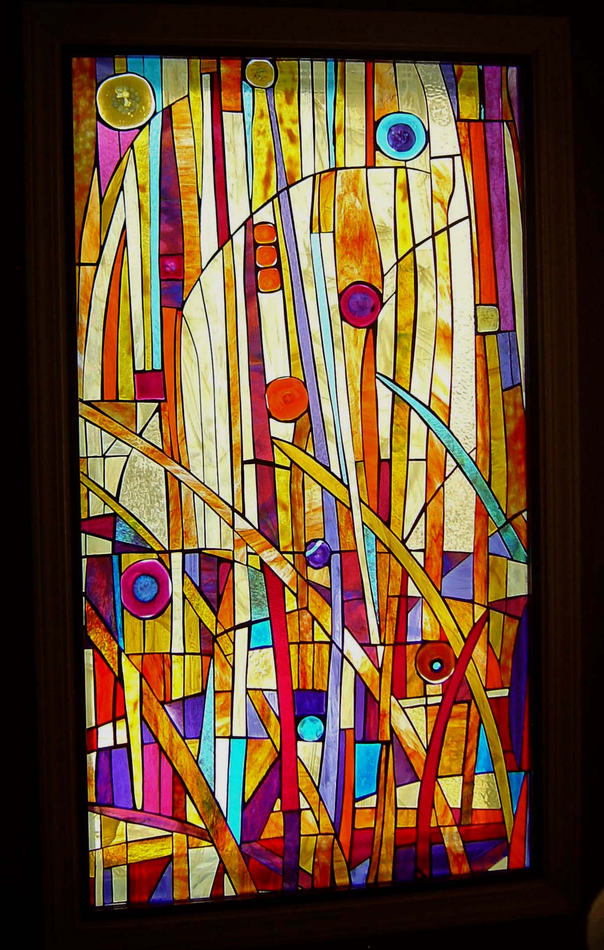 An interior designer showed me a picture and asked if I could make a window like this.