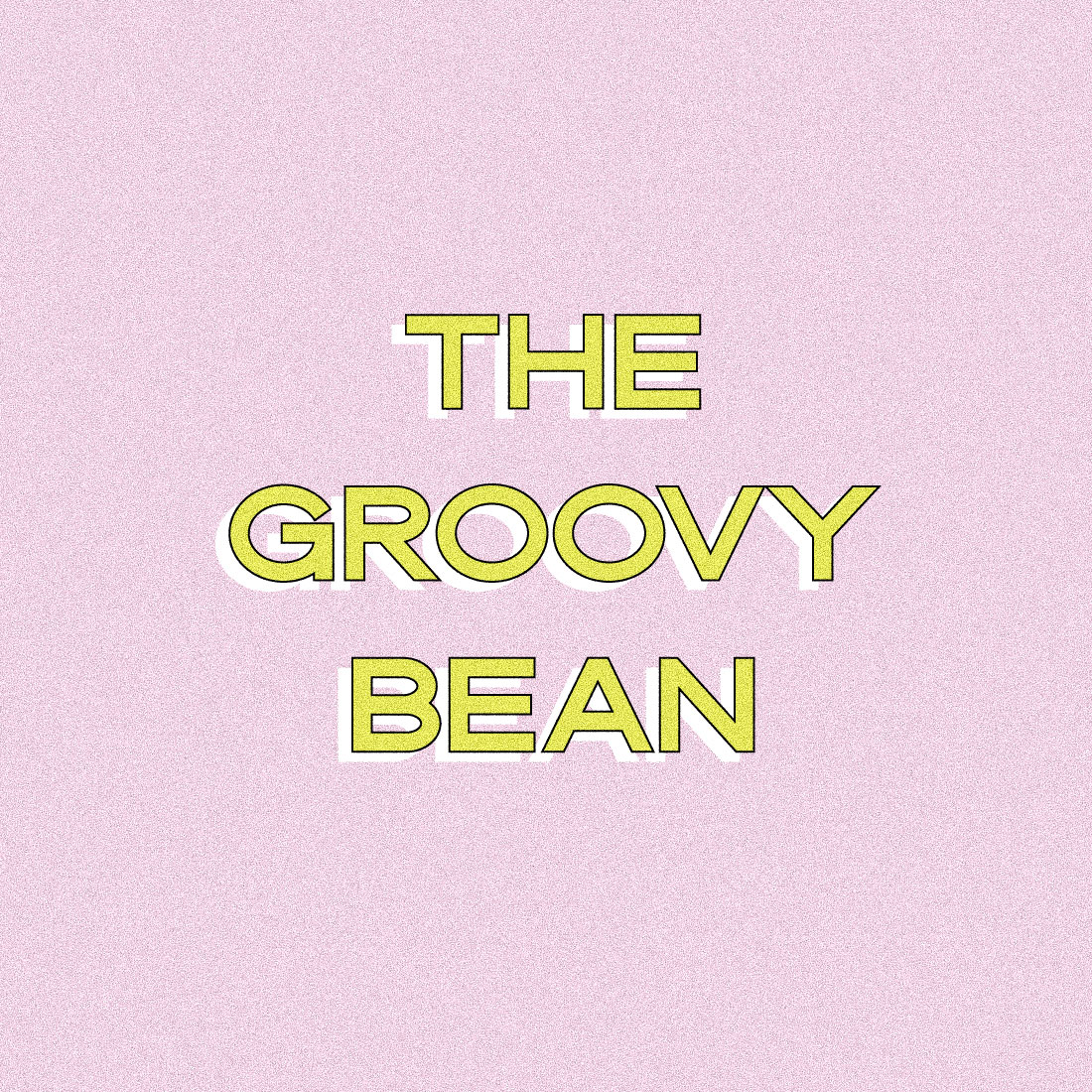 The Groovy Bean Branding