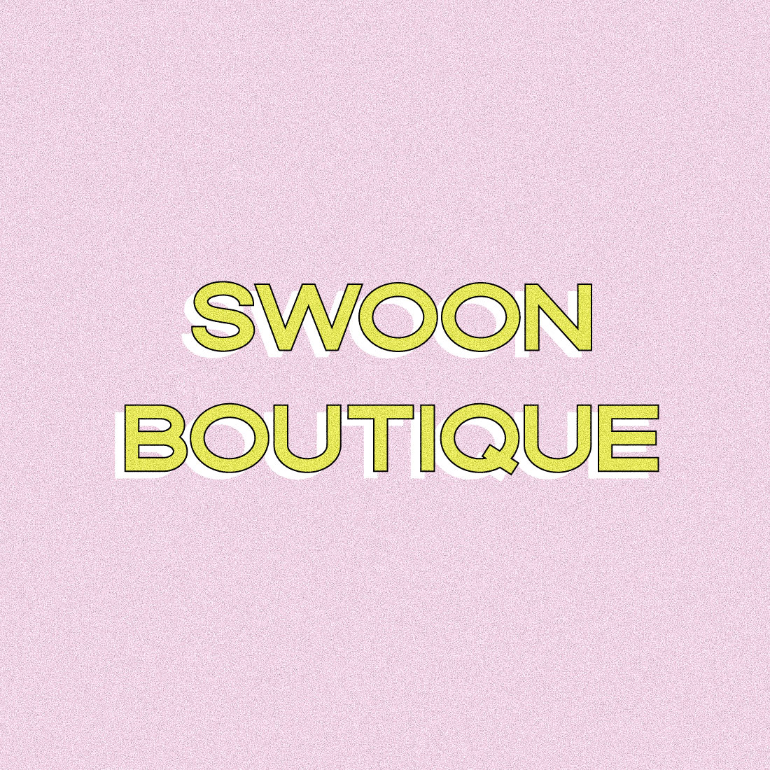 Swoon boutique branding