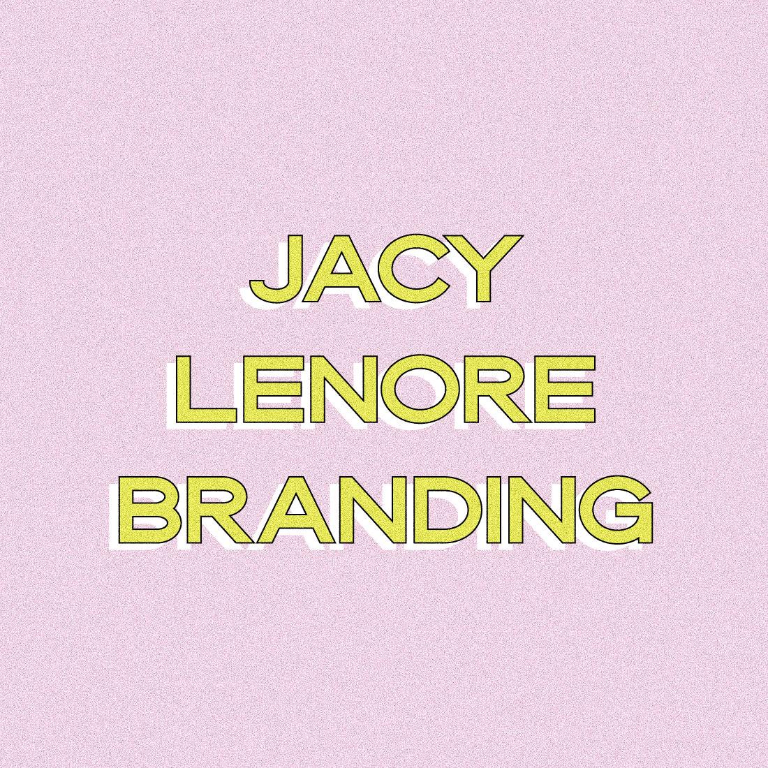 JACY LENORE BRANDING >