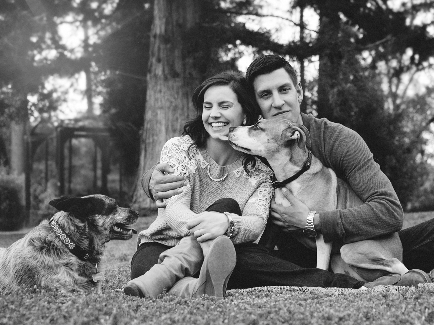 Beautiful Candid portrait of a couple and their pets captured by Mayumi Acosta Photographer in Sacramento CA.jpg