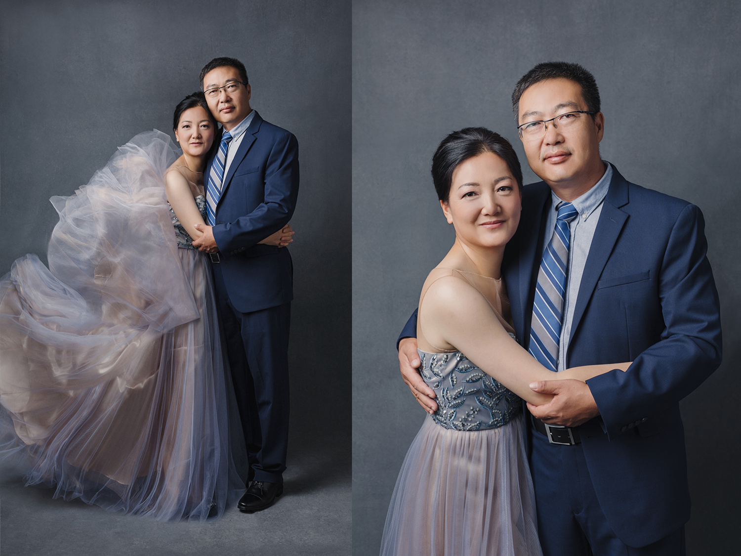 Formal studio potrai of husband and wife by Mayumi Acosta Photography.jpg