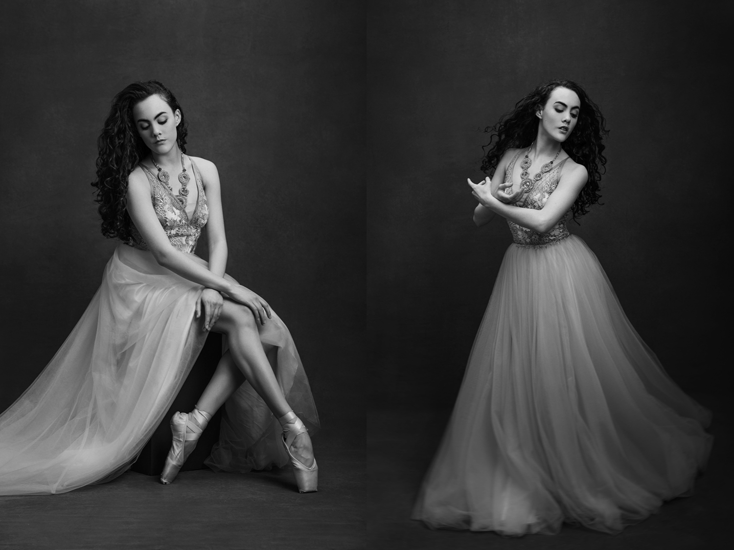 Classic Fine art Portraiture of Sacramento Ballet Dancer by Mayumi Acosta Photography.jpg