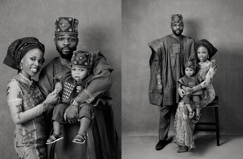 Beautiful Classic studio Portrait of a family.jpg