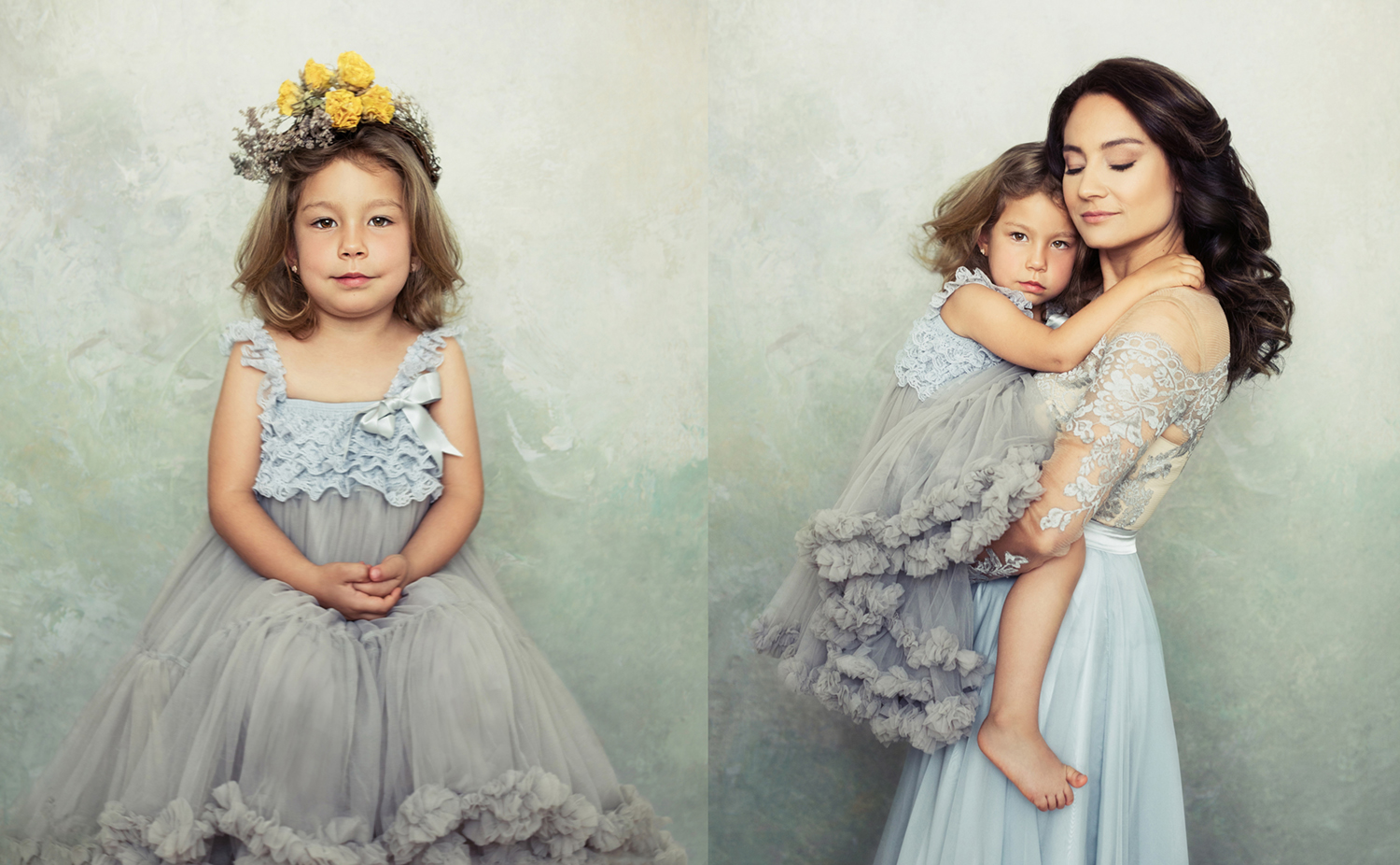 Stunning portrait of mother and daughter by Sacramento Photographer Mayumi Acosta.jpg