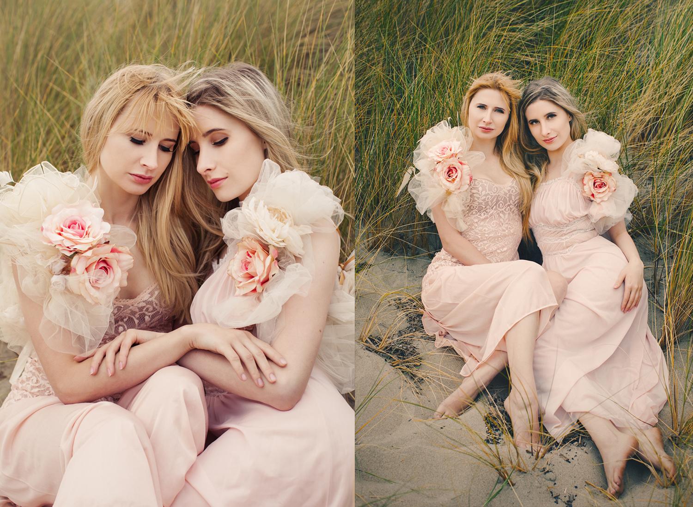 Stunning photograph of sisters by Mayumi Acosta in Sacramento CA.jpg