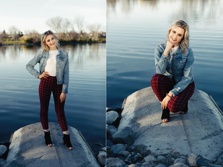 Stunning Portraits from Senior photoshoot with Mayumi Acosta Photography in Sacramento CA