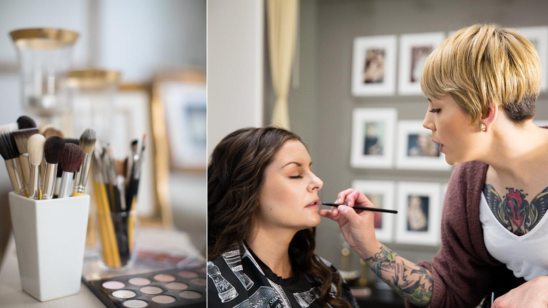 Makeup Artist working at Mayumi Acosta Photography.jpg