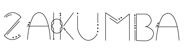 (Concept Zakumba Logo Design)
