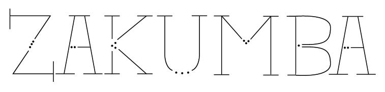 (Concept Zakumba Logo Design 2)